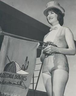 Mary Ash, AZ Downs bugler